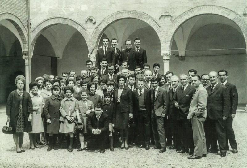 Coro Sante Zanon - 1964