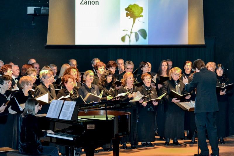 Coro Sante Zanon - 2011 Auditorium Stefanini