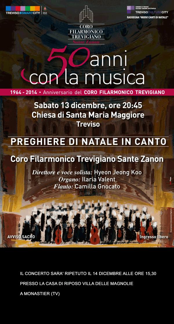 Coro Sante Zanon - Concerto Natale