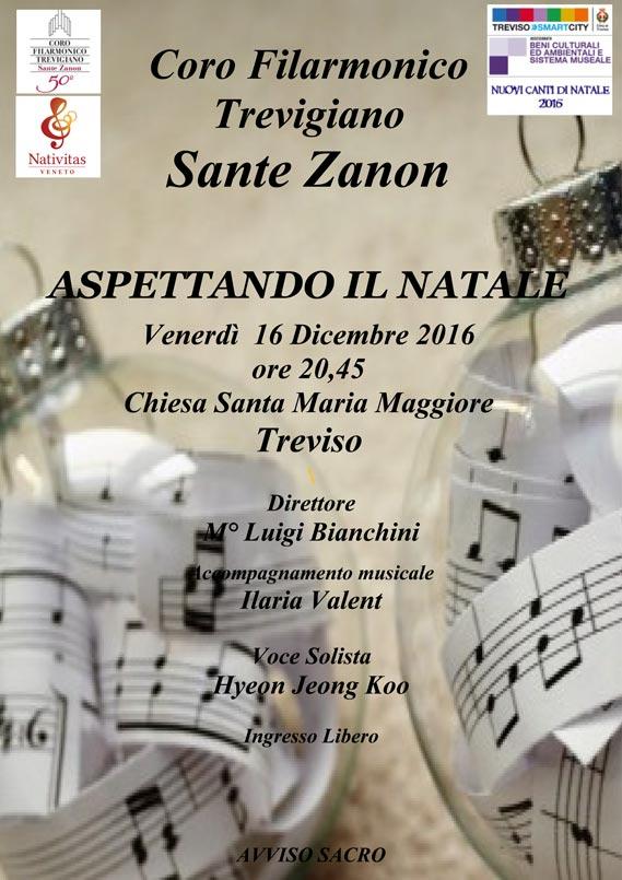 Coro Sante Zanon - Concerto Aspettando il Natale