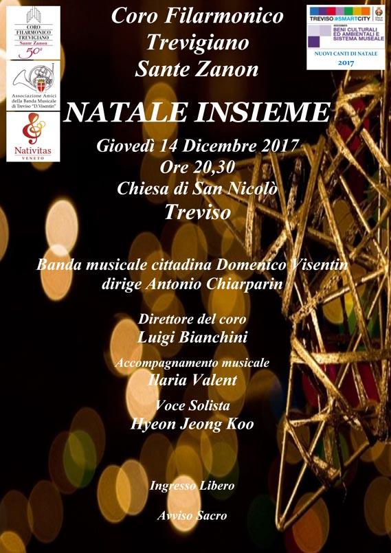Coro Sante Zanon - Concerto Natale insieme