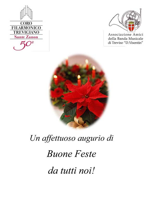 Coro Sante Zanon - Concerto 14 dicembre