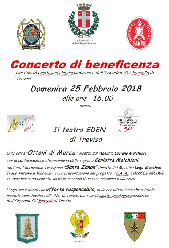 Coro Sante Zanon - Concerto beneficienza Ca' Foncello