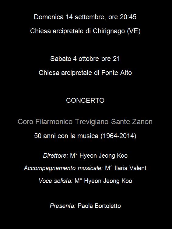 Concerto Chirignago