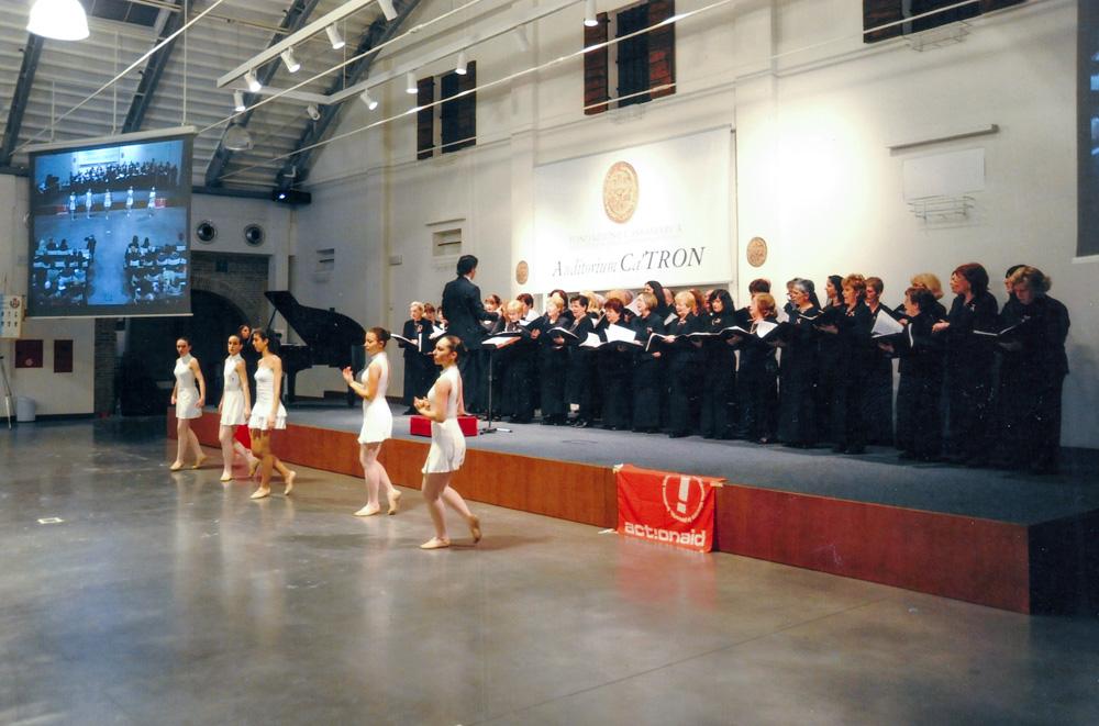 Coro Sante Zanon - Auditorium Ca' Tron