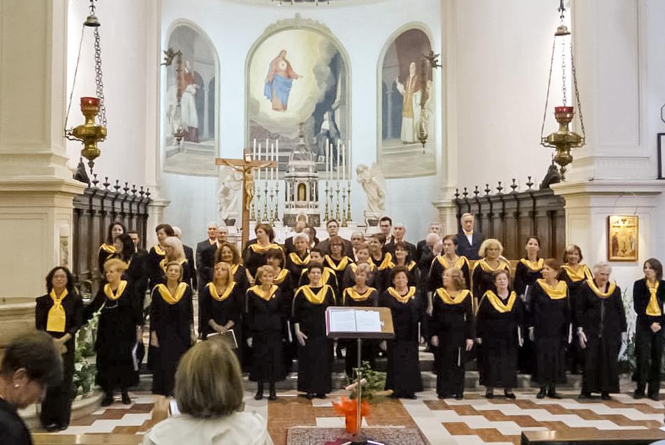 Coro Sante Zanon - Chirignago