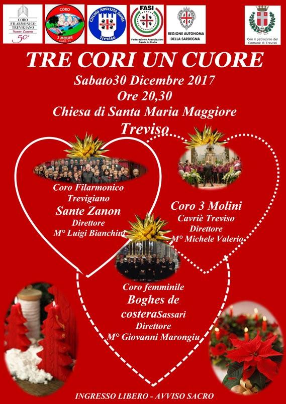 Coro Sante Zanon - 3 cori 1 cuore
