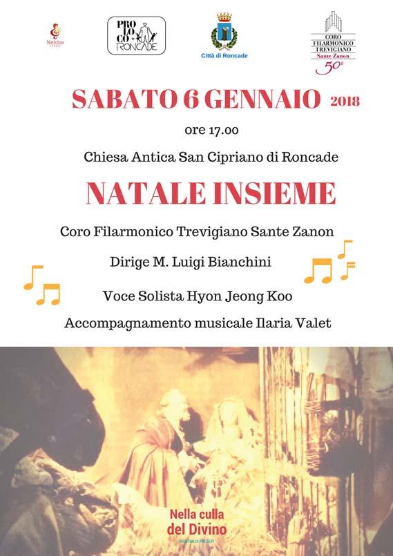 Coro Sante Zanon - natale insieme