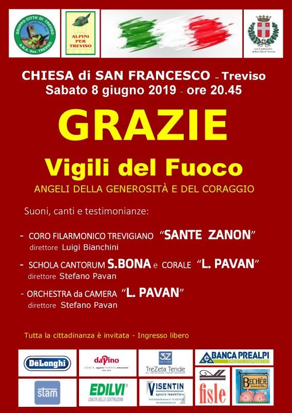 coro sante zanon - Concerto S.Francesco 8 giugno